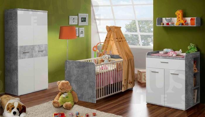 Winnie P Bērnu / zīdaiņu gulta un piederumi