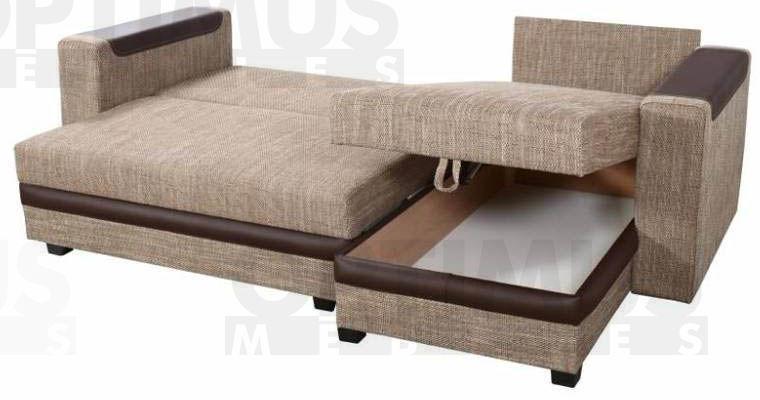 Bono R Stūra dīvāns L veida