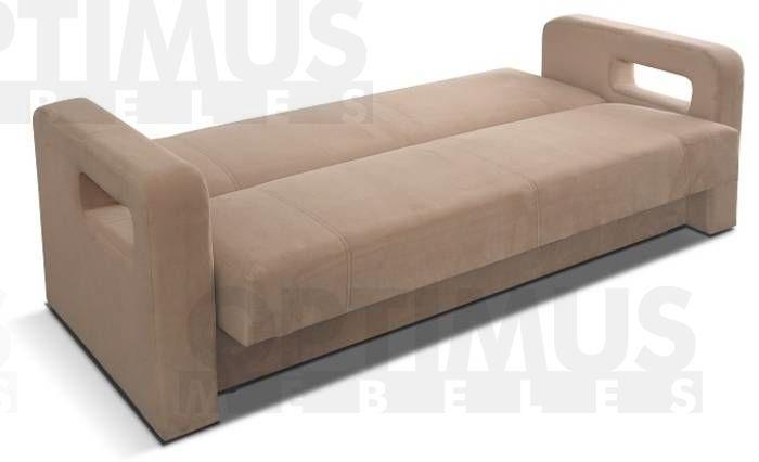 Retro R Dīvāns-gulta