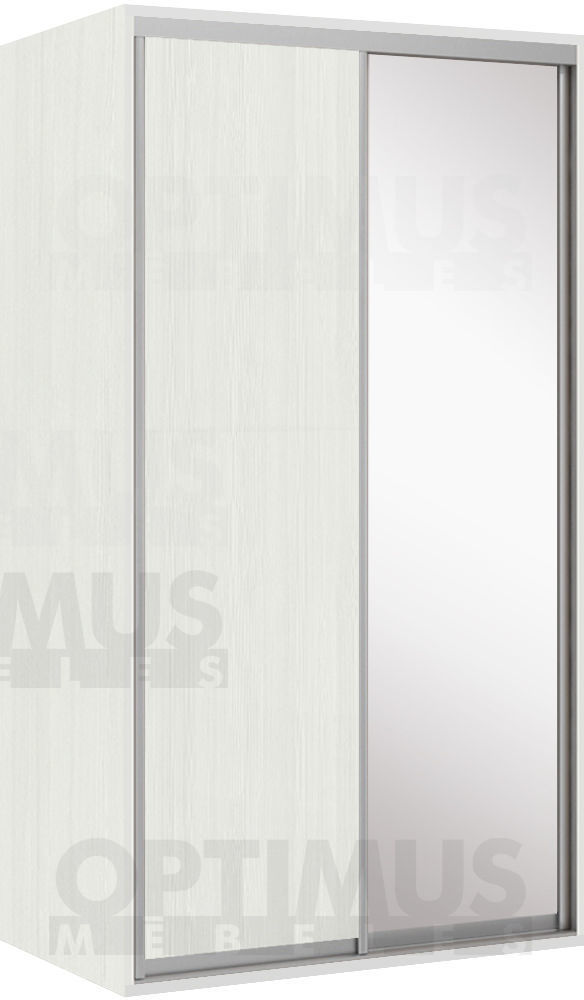 Elma 1324-1-LS-45 Drēbju skapis