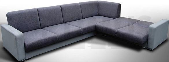 Nero Stūra dīvāns L veida