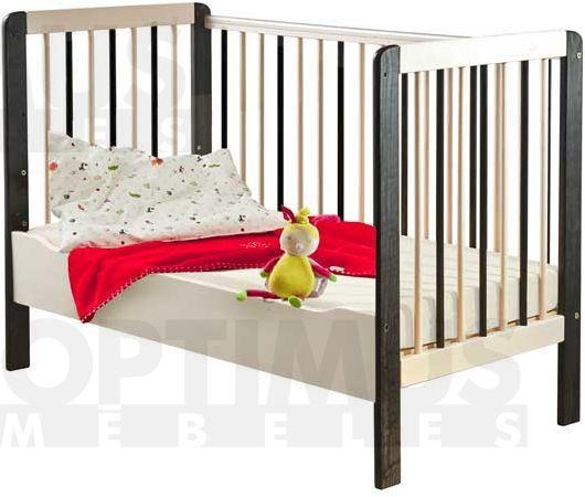 Zebra Bērnu / zīdaiņu gulta un piederumi