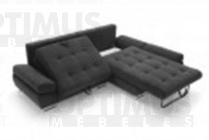 Grey B Stūra dīvāns L veida
