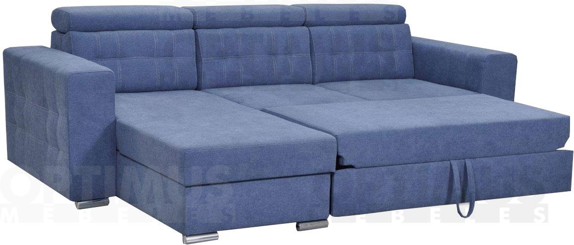 Luca G Stūra dīvāns L veida