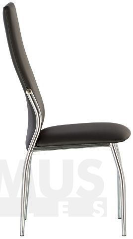 Martin chrome Krēsls