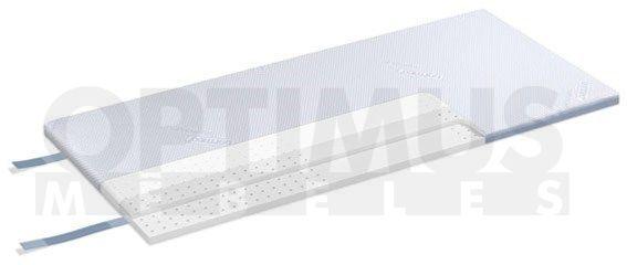 160*200 Dormeo Memosan Topper Roll Up 5+2 Matracis plānais / Virsmatracis