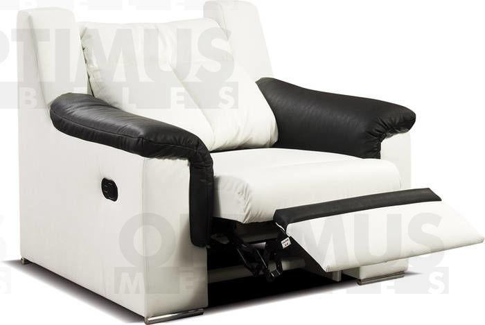 Luna BL+1R+BP Krēsli atpūtas / Šūpuļkrēsli