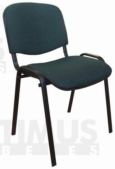 Visi nero (ISO) Biroja krēsls / piederumi
