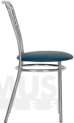Argento chrome Krēsls