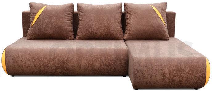 Cuba DL Stūra dīvāns L veida