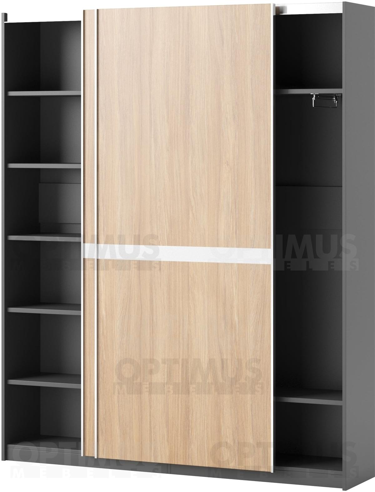 Omega S 12 Drēbju skapis
