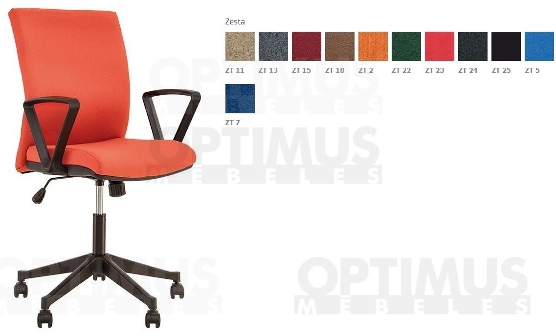 Cubic GTP SL PL66 Biroja krēsls / piederumi