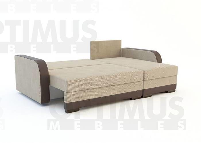 Loca Stūra dīvāns L veida