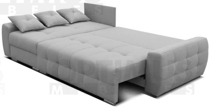 Milano DL Stūra dīvāns L veida