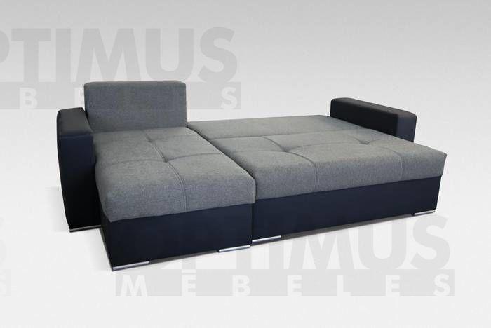 Denver A Stūra dīvāns L veida