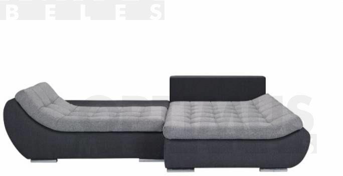 Hugo B Stūra dīvāns L veida