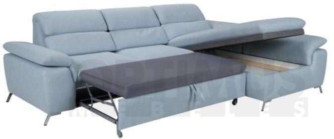 Loco B Stūra dīvāns L veida