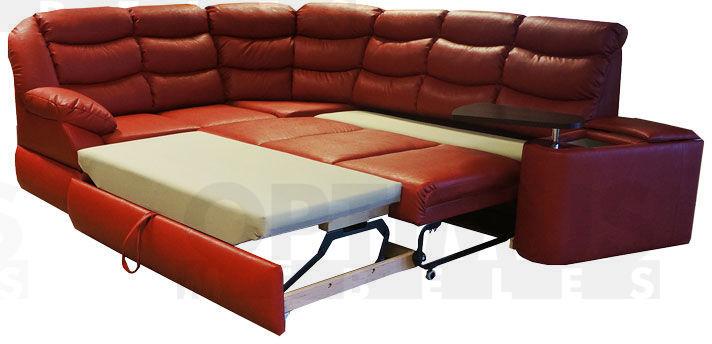 Stella DBL+R+3WF+BM Stūra dīvāns L veida