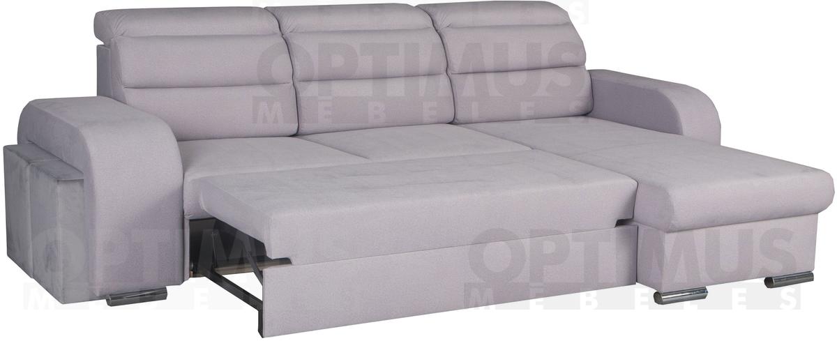 Latina Stūra dīvāns L veida