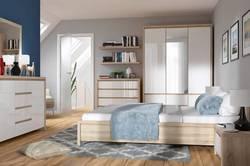 Kaspian C, Guļamistabas iekārta