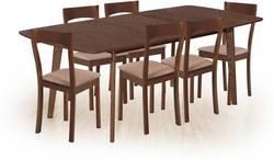 Loreto Ēdamistabas galds ar krēsliem