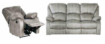 Momo 8197 3RR1R Dīvāns ar krēsliem