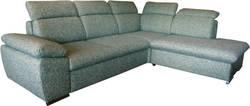 Aldo P Stūra dīvāns L veida