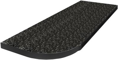 Black Silver 4060 3050x600x38mm Galda virsma / Sienas panelis