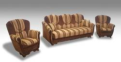Oskar R Dīvāns ar krēsliem