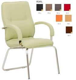 Star steel CFA/LB chrome Biroja krēsls / piederumi