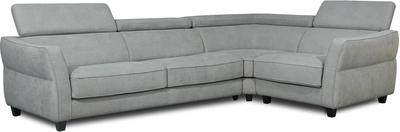 Eldora FL1837 AL3(SB)+AR1.5+SC Hightex 24 Stūra dīvāns L veida