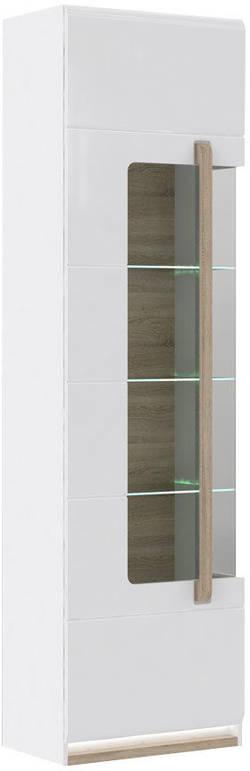 Attention ATNV71LB (IZ13+LED) Plaukts ar stiklu / vitrīna