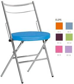 Piccolo chrome Krēsls
