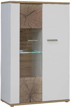 Asta ASQV421LB Plaukts ar stiklu / vitrīna