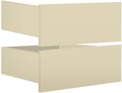 Elma 2A-60 (140-240) Plauktu / skapju piederumi