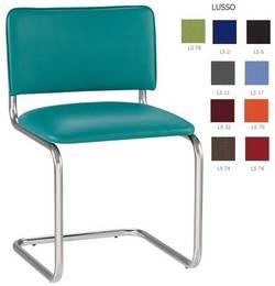 Sylwia chrome Biroja krēsls / piederumi