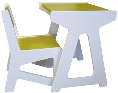 Dino SX13728AB Bērnu galds + krēsls