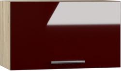BlanKit G60.h36 Sonoma+Bordo.G410 Skapis