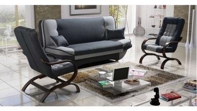 Grzes R Dīvāns ar krēsliem
