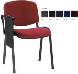 Iso black with table Biroja krēsls / piederumi
