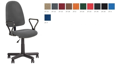 Prestige GTP Biroja krēsls / piederumi