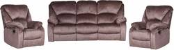 Flavio 8197 3RR1R1R Dīvāns ar krēsliem