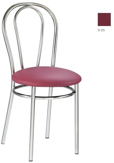 Tulipan chrome Krēsls
