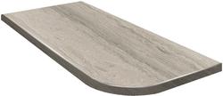 Travertin Grey 8345 3050x600x38mm Galda virsma / Sienas panelis
