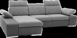 Stūra dīvāns L veida