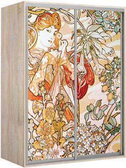 Elma 1824-1-FF Drēbju skapis