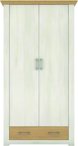 Arsal SZF 2D1S Drēbju skapis