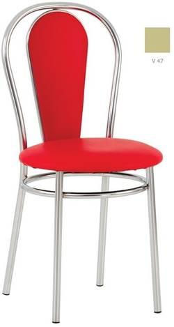 Florino chrome Krēsls