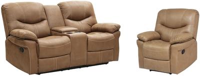 Nica 80216 2R1R Dīvāns ar krēsliem