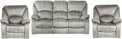 Momo 8197 3RR1R1R Dīvāns ar krēsliem